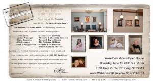 Wake Dental Care 1st Anniversary Open House