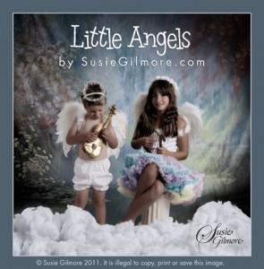 Little Angels Photograph